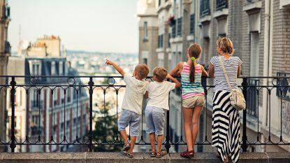 Zorgeloos op reis als nieuw samengesteld gezin
