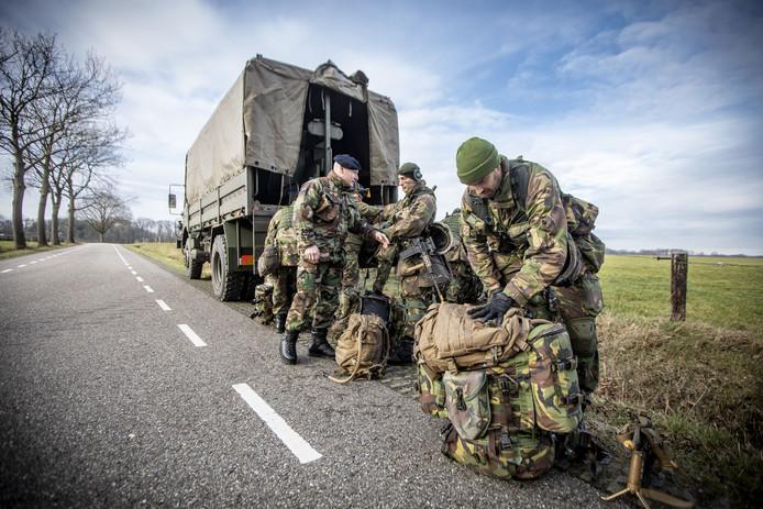 Militaire oefening begin dit jaar in Groot-Agelo
