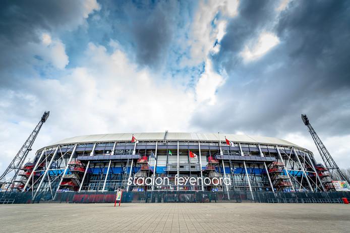 Stadion Feijenoord, ofwel De Kuip.