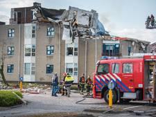 Huisvesting en inzameling voor alle bewoners ontplofte flat Veendam