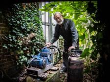 Chris uit Slijk-Ewijk wil huurhuizen verwarmen met eigen warmtepomp: 'Ik scoor een hoog rendement'