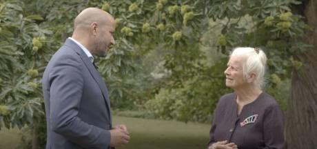 Documentaire over 75 jaar vrijheid: Marcouch in gesprek met dochter Engel van Arnhem