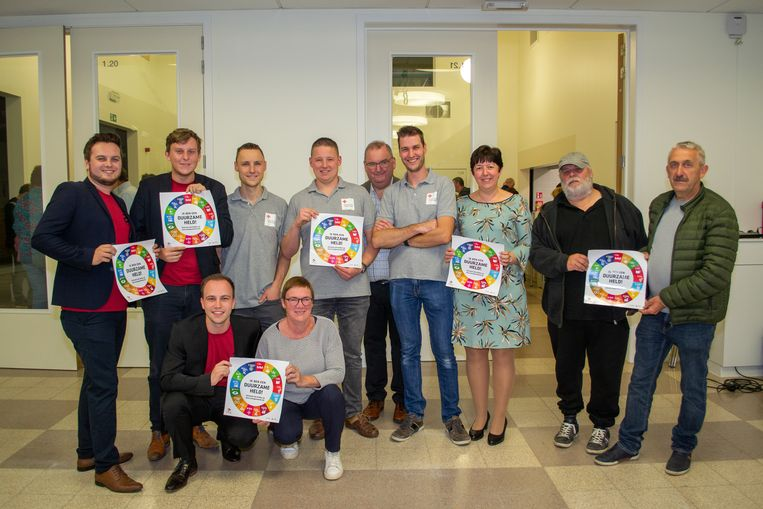 De duurzame helden van de gemeente Berlaar