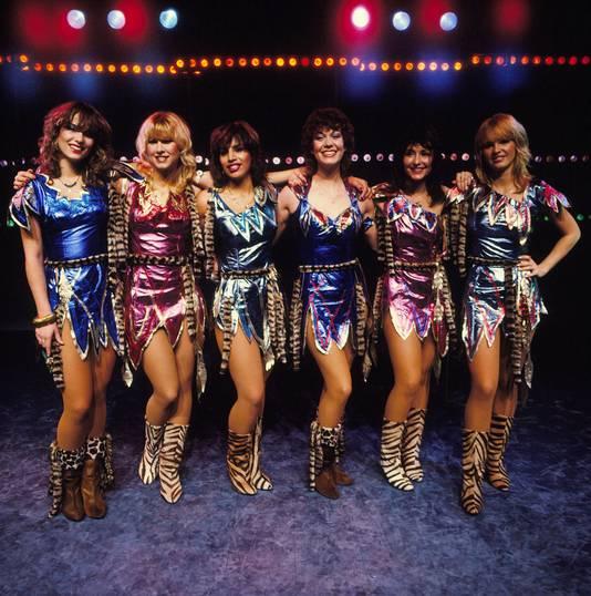 De Dolly Dots in 1981