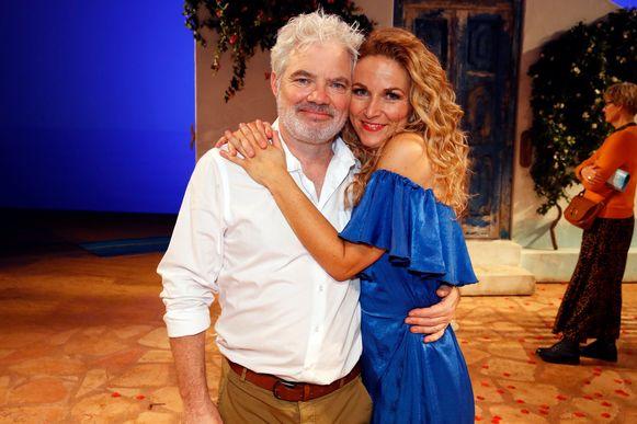 Stany en zijn partner Ann Van den Broeck.