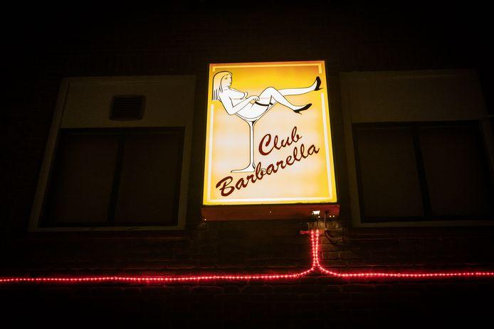 De deuren van Club Barbarella in Goes gaan niet meer open.