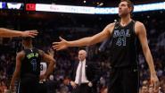 Washington en Utah pakken volle buit, Nowitzki rondt kaap van 50.000 NBA-minuten