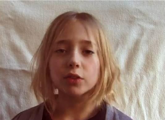 Lotte negen jaar