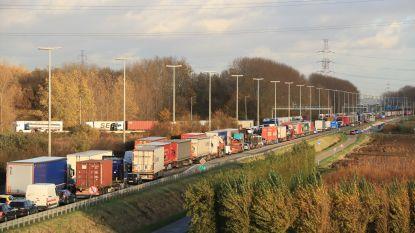 Ongeval op Ring zorgt voor verkeersinfarct op Wase snelwegen