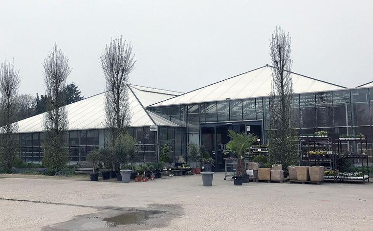 Tuincentrum Sels aan Donk in Oud-Turnhout.