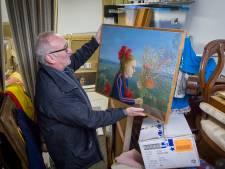 50 kunstwerken Overbetuwe verkocht