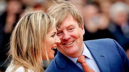 (Bijna) jarige Willem-Alexander gaat 50ste verjaardag uitgebreid vieren