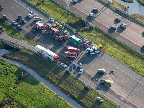Slachtoffers ongeluk op A2 zijn vrouwen van 38 en 53 en man (53)