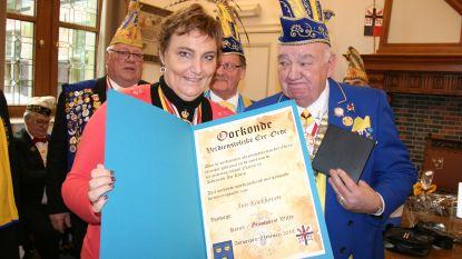 Ann Koekhoven ontvangt bijzondere orde Grootvorst