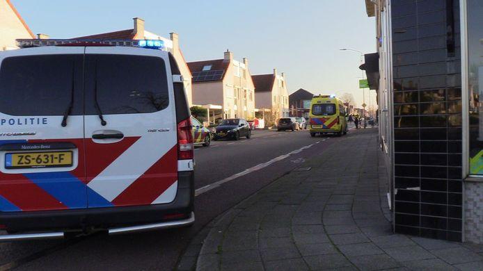 Hulpdiensten in Winterswijk.