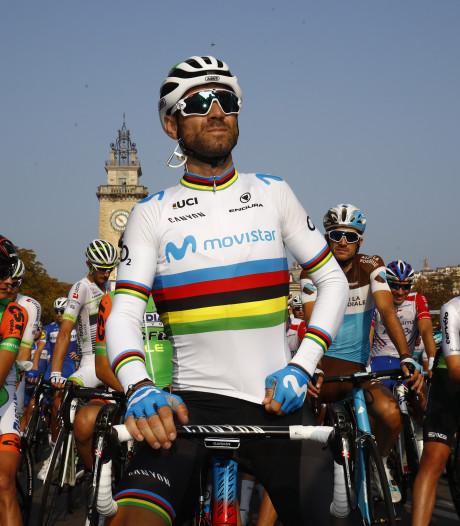 Valverde heeft geen zin meer in de Tour: 'Ik geniet daar niet'