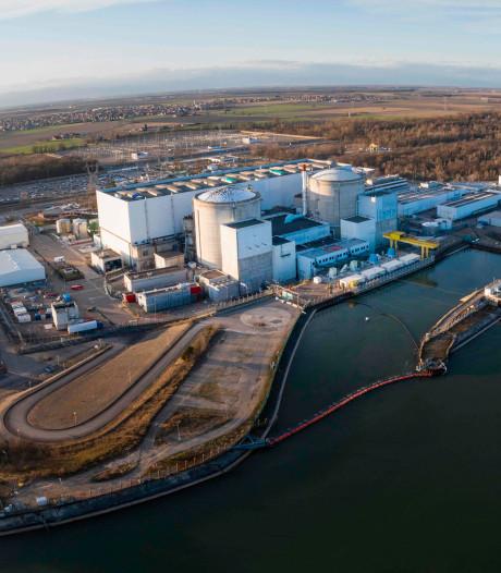 La centrale nucléaire de Fessenheim vit ses dernières heures