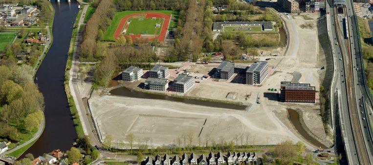 Straten Elzenhagen-Zuid worden vernoemd naar voetbalclubs