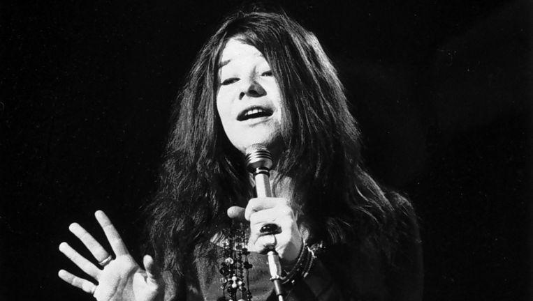 Janis Joplin Beeld anp
