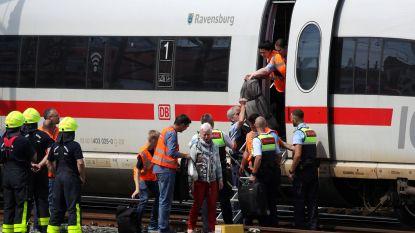 Drama in Frankfurt: kind wordt onder aanstormende trein geduwd en overlijdt, man opgepakt