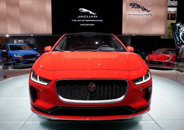De Jaguar I-Pace Beeld REUTERS