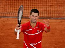 Novak Djokovic, toujours inarrêtable
