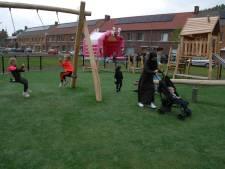Nieuwe speeltuin in Bossche wijk Orthen-Links biedt meerdere opties