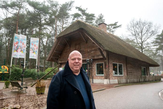Peter Gillis, eigenaar Vakantiepark Arnhem