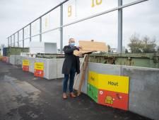 Nieuw recyclagepark aan Noordersingel trekt ook culturele kaart: Seckou maakt stadsgedicht