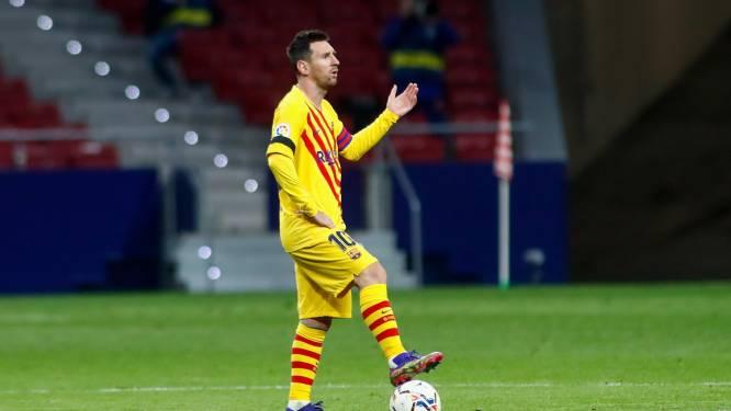"""""""Anders was club in januari failliet"""": Barcelona heeft principeakkoord met Messi en co over forse loonsverlaging"""