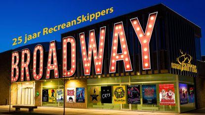 Recrean Skippers vieren 25ste verjaardag met spektakel Broadway
