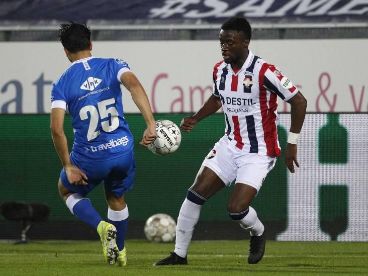 LIVE | Willem II ontsnapt langzaamaan aan wurggreep PEC Zwolle