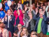Glansrijke overwinning CDA bij historische verkiezing Hoeksche Waard
