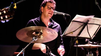 Overdag schepen, 's avonds drummer: Tom Meeuws brengt eerste cd uit