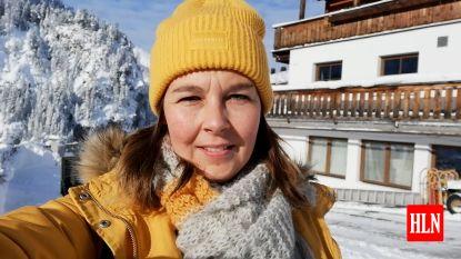 VIDEO. Vlaamse Annick zit vast in het kleinste dorpje van Oostenrijk