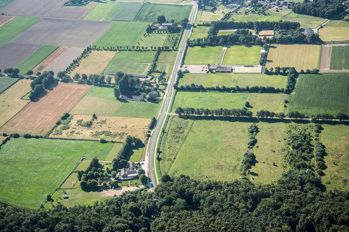 De koningsvennen in Milsbeek worden voor een gedeelte afgegraven om het fosfaatgedeelte te verwijderen. Daarna wordt het allemaal weer natuurgebied.