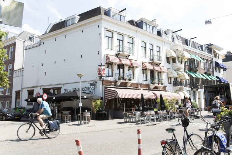 Café Hesp in 2012 Beeld Sanne Zurné