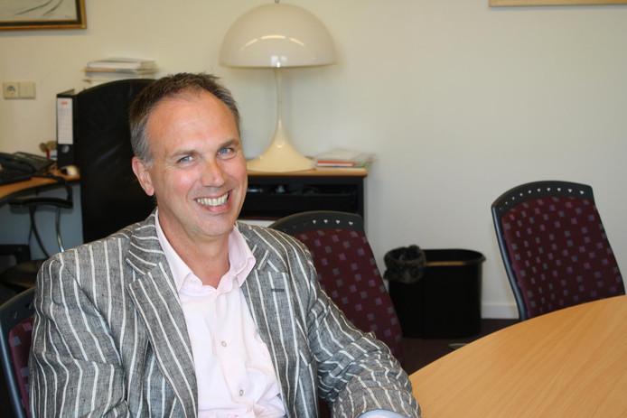 Rob van Eijck, nieuwe secretaris OMO