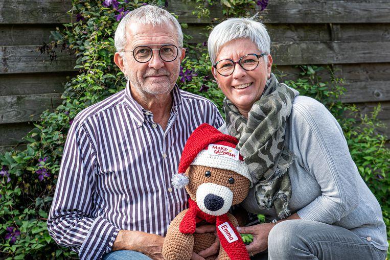 Philippe Missiaen en Mieke Vanlerberghe organiseren op 9 november Em's 21, een spetterende fuif op TRAX ter ere van hun dochter Emma Degryse die vorig jaar overleed.
