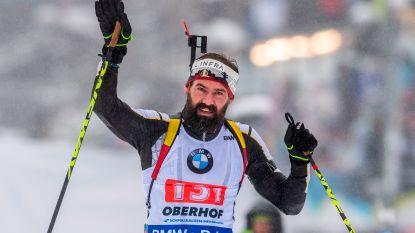 Michael Rösch neemt afscheid met negentiende plaats in aflossing