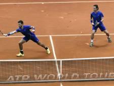 Koolhof en Sitak staan in Irving in de halve finale