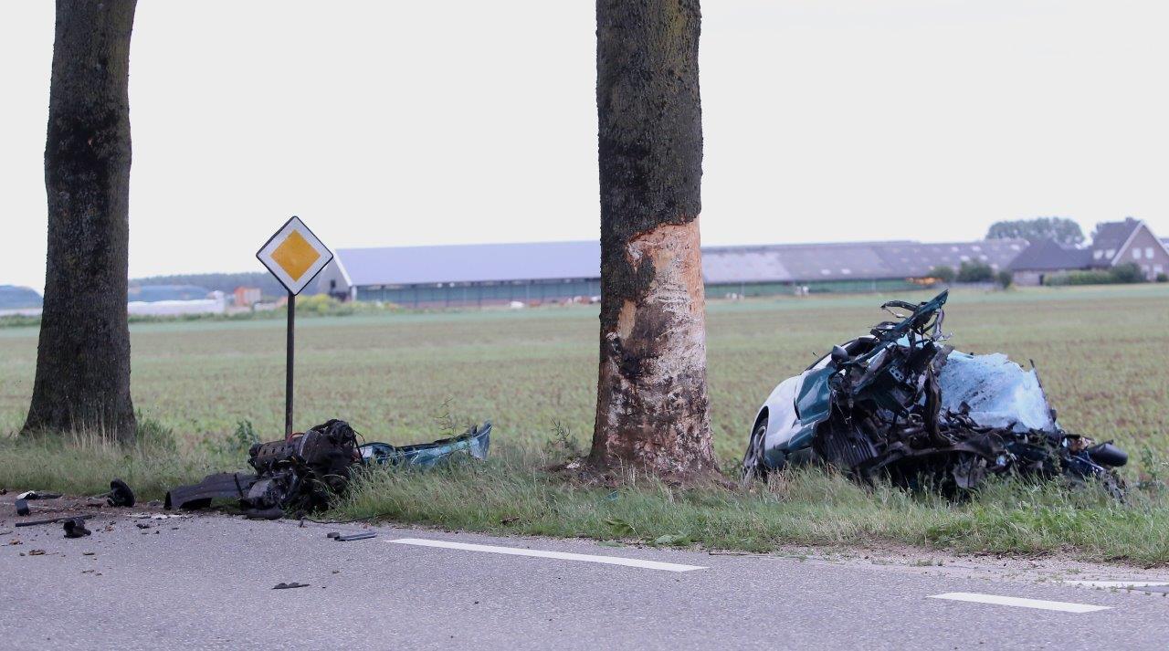 Dodelijk ongeluk in Den Bosch.