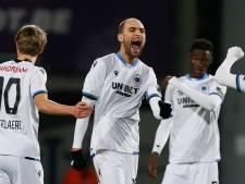 Bas Dost en Noa Lang weer goud waard voor Club Brugge