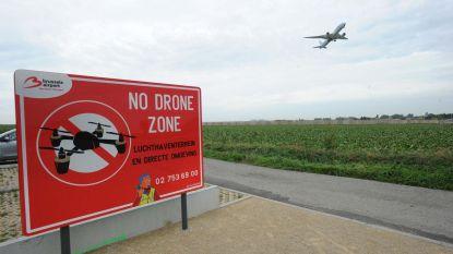 Luchthaven opent jacht op drones