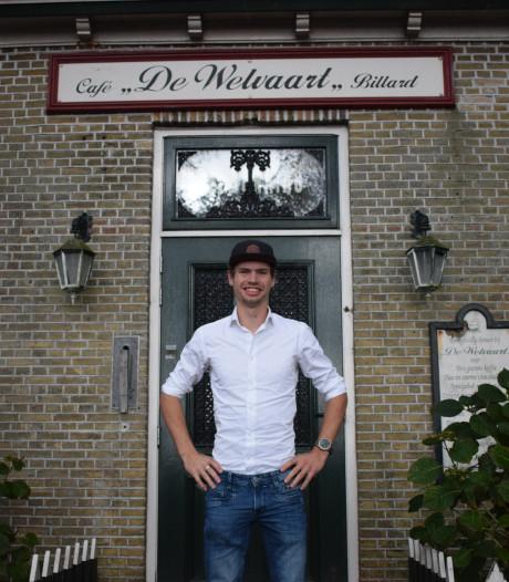 Crowdfunding geslaagd! Taco Zandbergen uit Zwolle opent zijn Café De Welvaart op Ameland