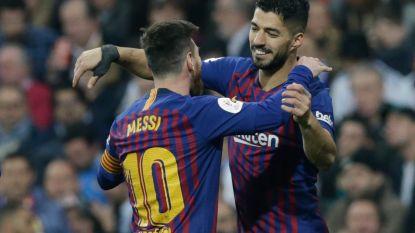 Efficiënt Barcelona haalt uit in hol van de leeuw en plaatst zich ten koste van Real voor finale Copa del Rey
