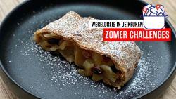 Op wereldreis in je keuken: Oostenrijkse apfelstrüdel