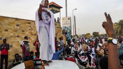 Gezicht van Soedanees protest is studente van 22