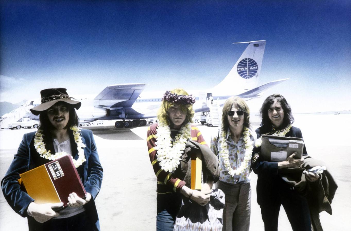 Led Zeppelin en 1969