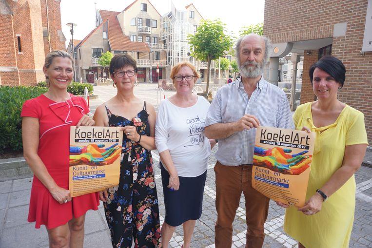 Koekelare zet lokaal talent in de kijker tijdens een nieuwe editie van KoekelArt